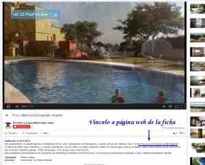 video de mi casa en youtube