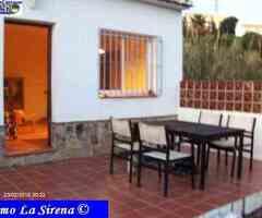 Aquiler casa en Benajarafe