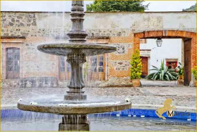 Hacienda Ecuestre en Tlaxcala