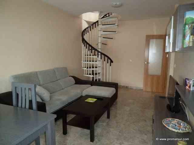 Ref. 0422 - En alquiler - expectacular piso con 2 dormitorios y terraza privada