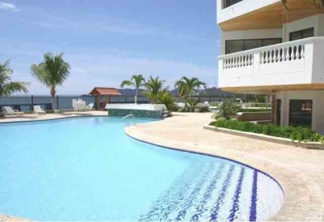 Apartamento en la playa Magdalena