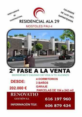 Residencial Ala 29 Mostoles - Madrid