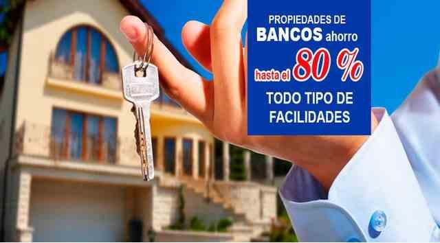 Chalet independiente M60857 Bustarviejo Madrid (130.700 Euros)