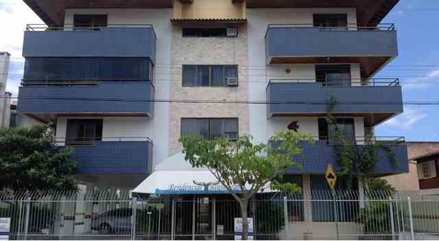 Edif 300mt MAR-Playa CANASVIEIRAS-FLORIANÓPOLIS-BRAZIL-25 Apartamentos