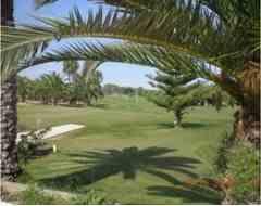 Apartamento en Alicante cerca campos de golf
