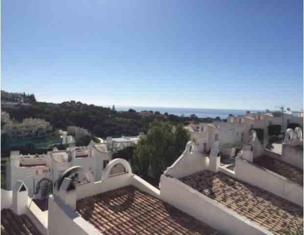 Chalet adosado de Marbella zona Cala de Mijas