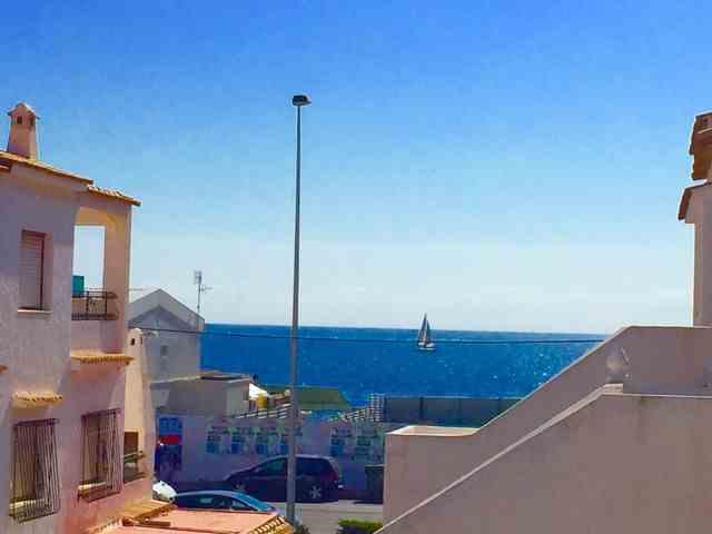 Piso en Torrevieja Alicante, de 1 dormitorio a menos de 100m de la playa