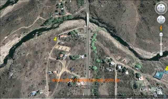 Terreno en Rio Grande, Trapiche, 100mtrs de rio
