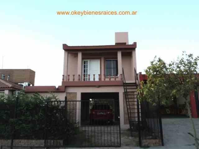 Departamento con garaje, alquiler Ciudad La Punta
