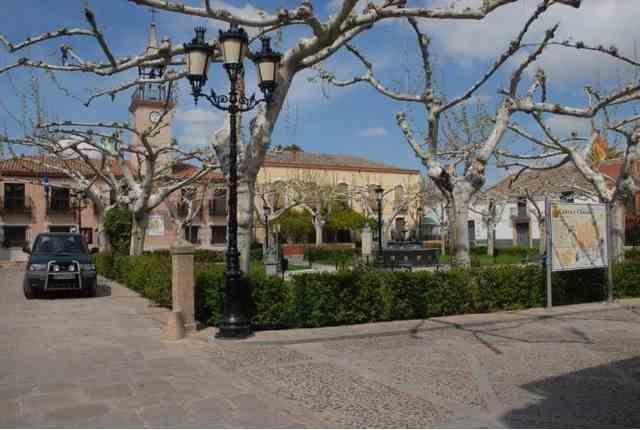 casa de campo en alquiler Calera y Chozas Toledo