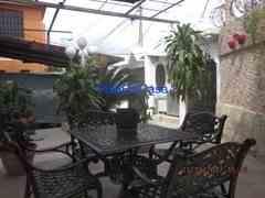 Casa con piscina y cabaña en Residencial Acuario, Rep. Dom.