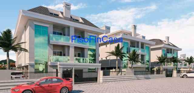 600mt Mar Ingleses-FLORIANÓPOLIS-BRAZIL-Financia Ap 2Dorm