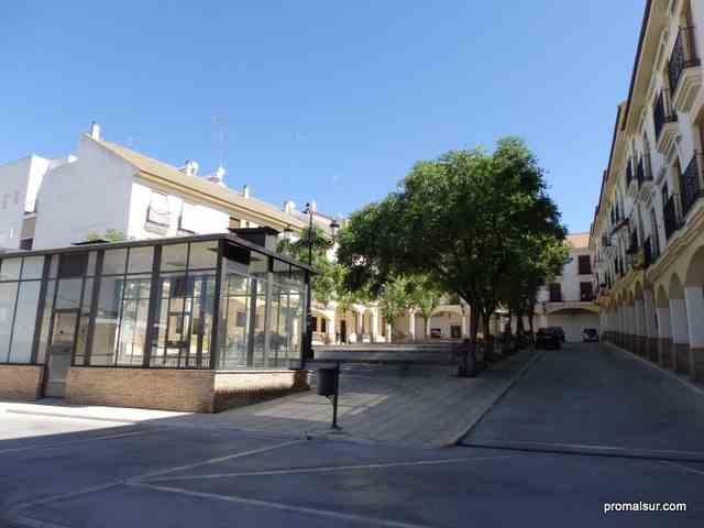 Ref. 0455 - Se vende plaza de parking numero 3 - Aguilar de la Fronter