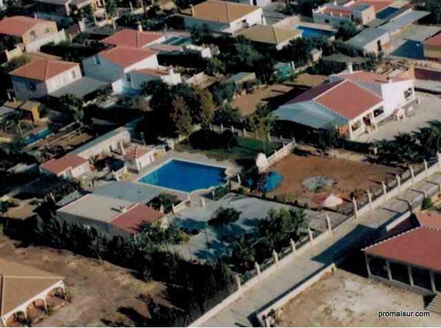 Ref 0451 - En venta Parcela con 600 m2 en los Arenales - Puente Genil