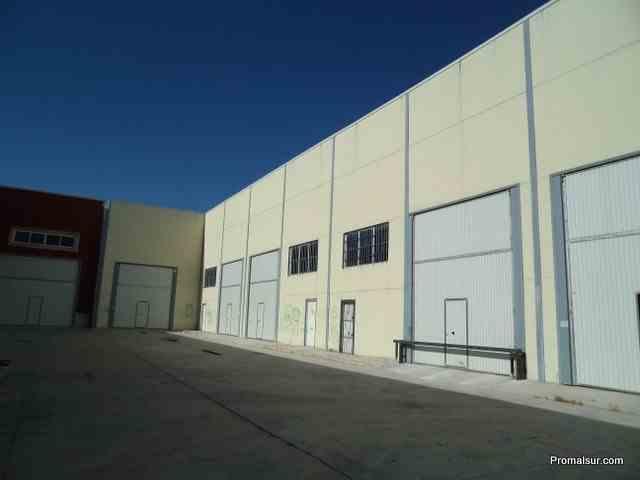 Ref. 0285 - Nave industrial - Polig. Huerto del Frances - NAVE 7