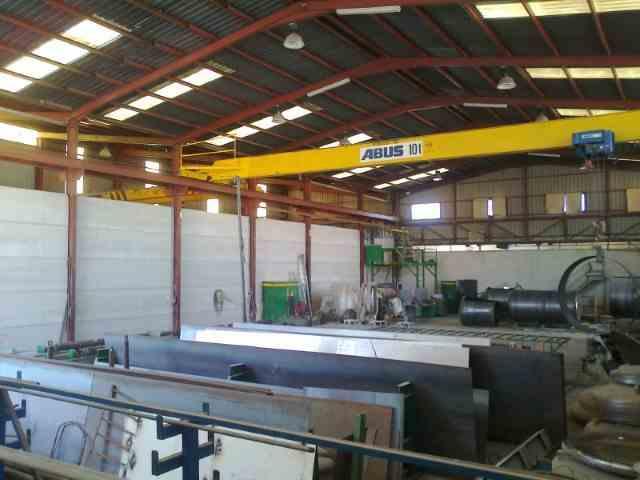 Nave industrial  Venta 250 000 €  (1214)