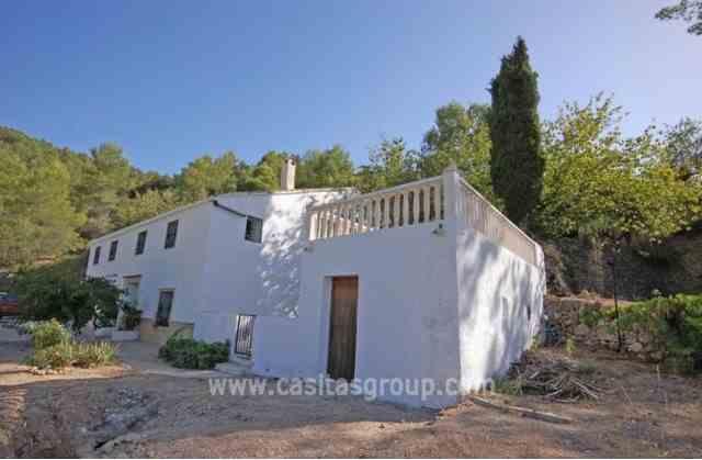 Casa de Campo en Margarida, EUR 250,000