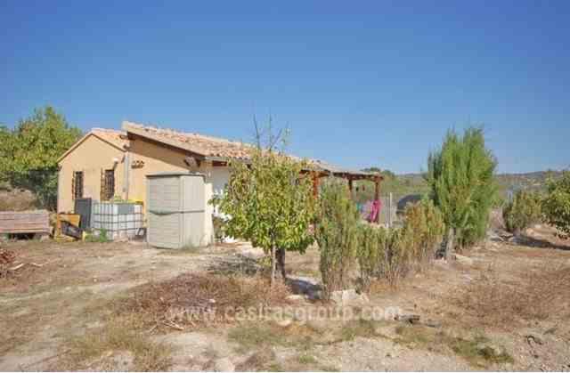 Casa de Campo en Vall de Alcala, EUR 69,500