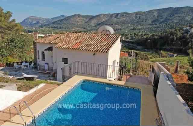 Villa en Adsubia, EUR 159,950