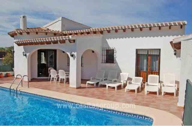 Villa en Monte Pego, EUR 175,000